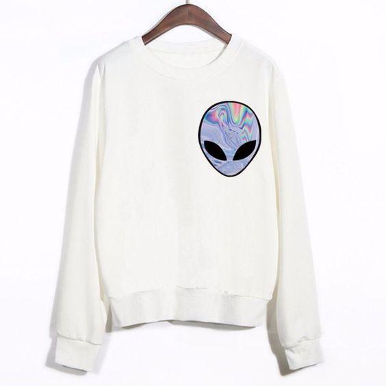 Aliens Sweatshirt VL01