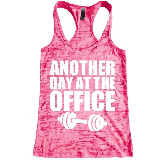 Another day at the office Tanktop VL01