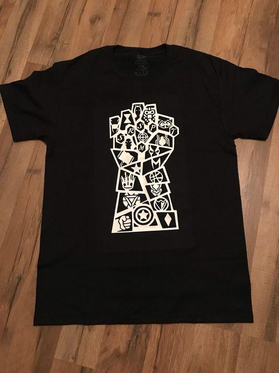 Avengers Infinity War T-Shirt GT01
