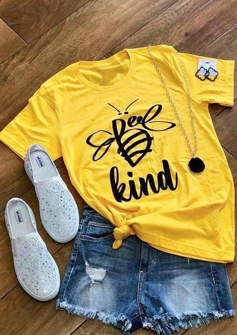 Bee Kind T-Shirt VL01