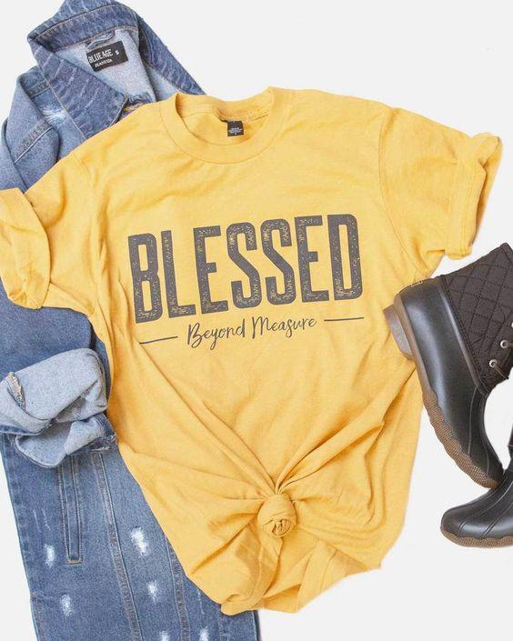 Blessed T-Shirt VL01