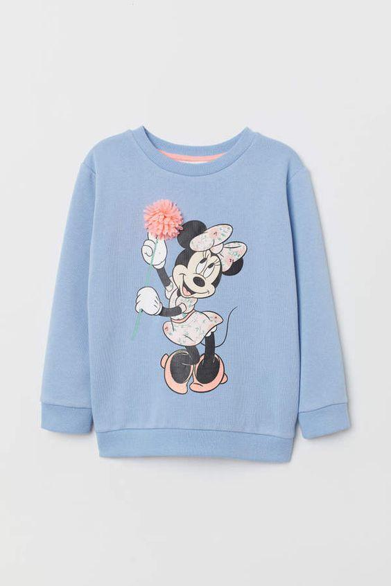 Blue Sweatshirt VL01