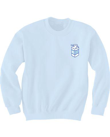Branded Short Domain Sweatshirt VL01