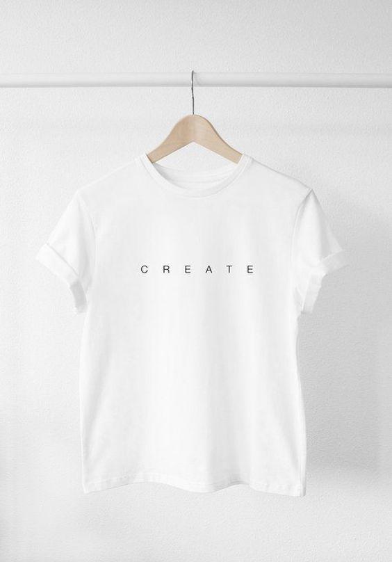 CREATE T-Shirt GT01