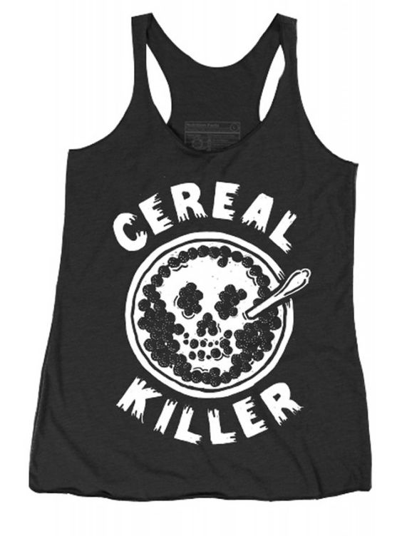 Cereal Killer Tank Top VL01
