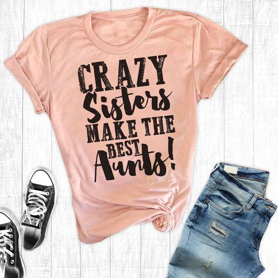 Crazy Sisters T-Shirt EM01