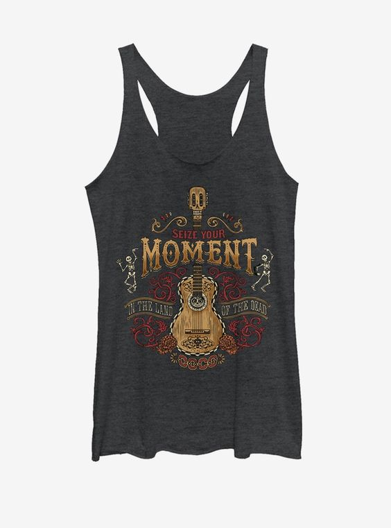 Disney Coco Seize Your Moment Tanktop VL01