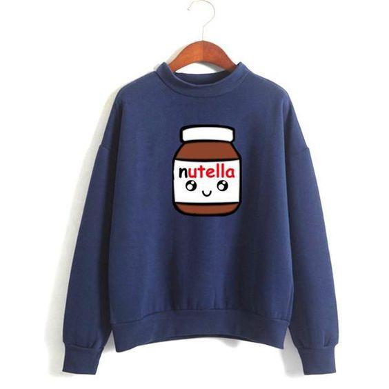 Fashion Nutella Sweatshirts VL01