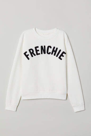 Frenchie Sweatshirt VL01