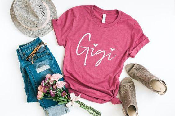 Gigi T-Shirt EM01