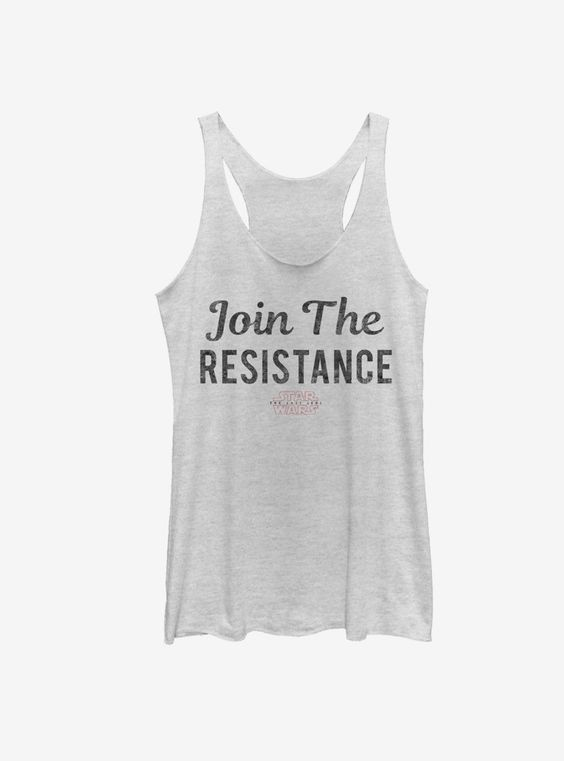 Join the Resistance Tank Top EM01