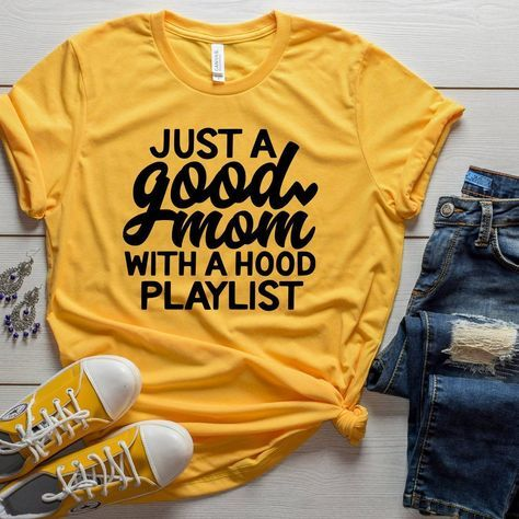 Just a good mom T-Shirt EM01