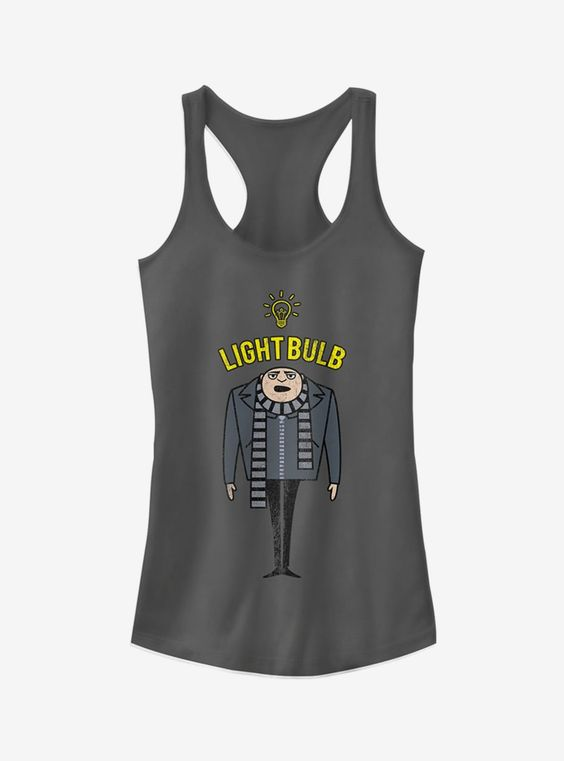 Light Bulb Tank Top VL01