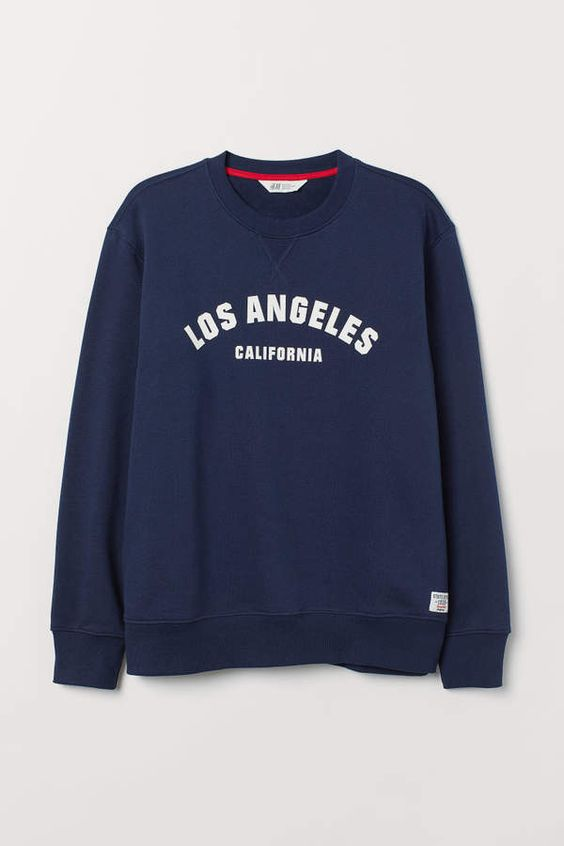 Los Angeles Sweatshirt VL01
