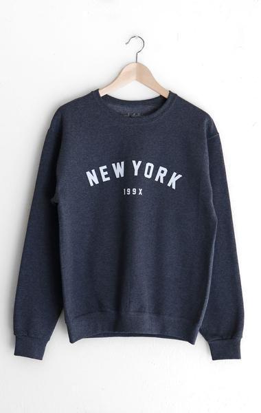 New York 199x Sweatshirt VL01