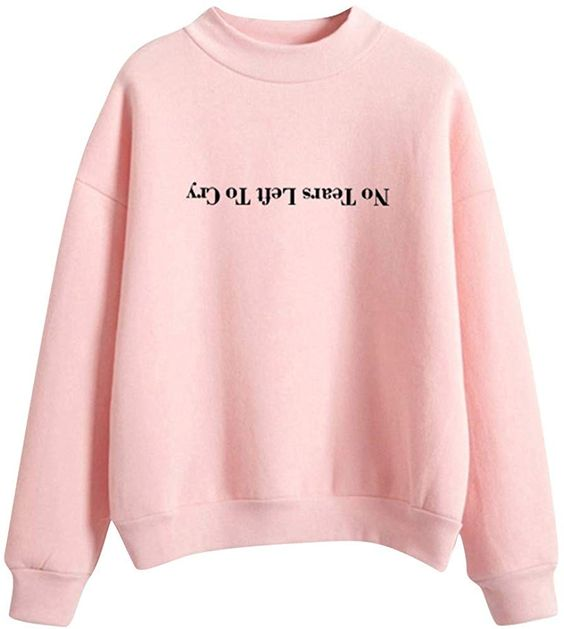 No Tares Left To Cry Sweatshirt VL01