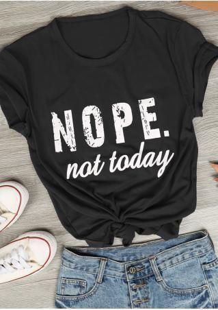 Nope. T-Shirt GT01