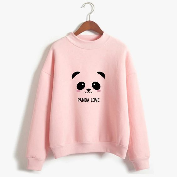 Panda Love Sweatshirt VL01