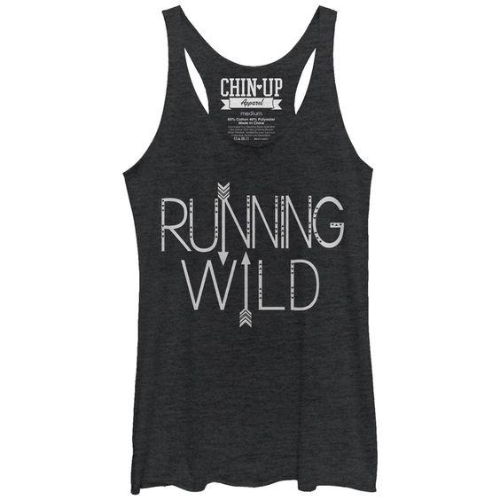 Running Wild Tank Top VL01