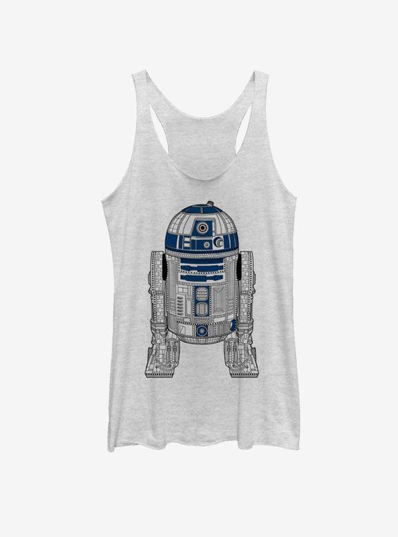 Star Wars Decorative Tank Top VL01