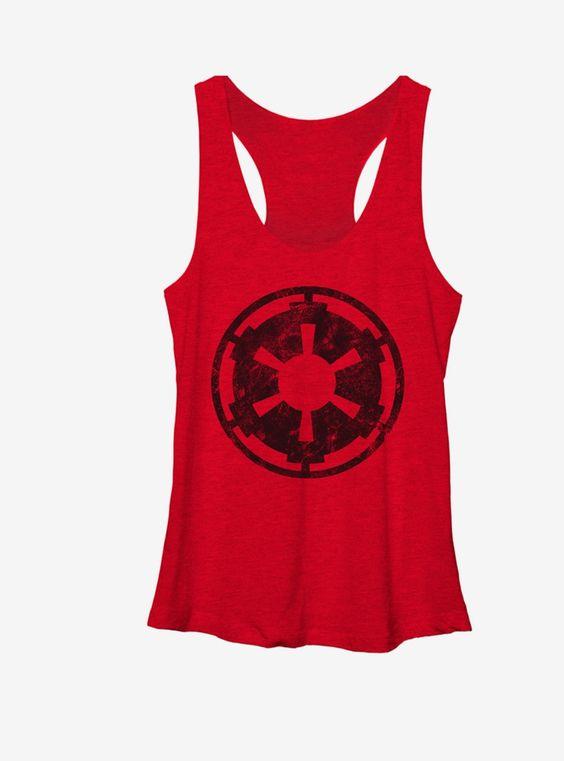 Star Wars Empire Emblem Tank Top VL01