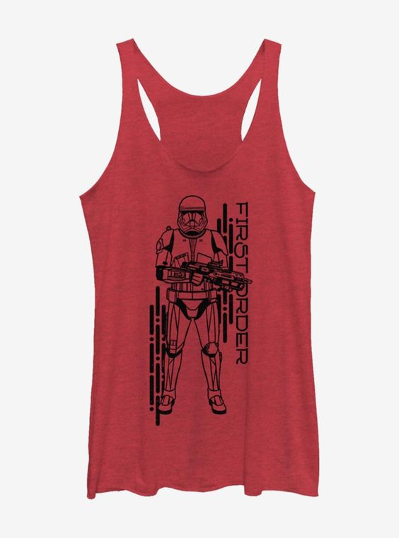 Star Wars Episode IX Rise Tank Top VL01