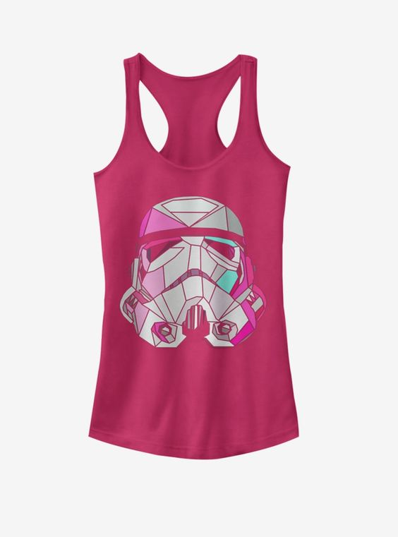 Star Wars Stained Trooper Tank Top VL01