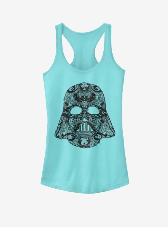 Star Wars Threadface Vader Tank Top VL01