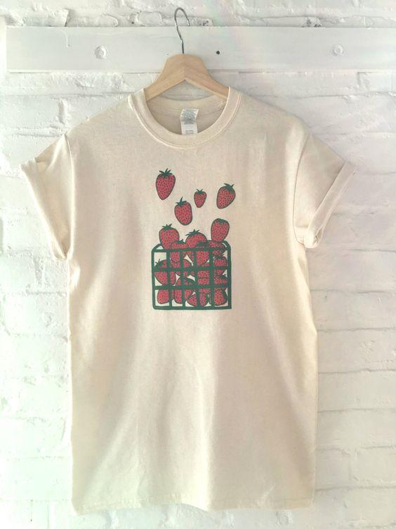 Strawberry Box T-Shirt GT01