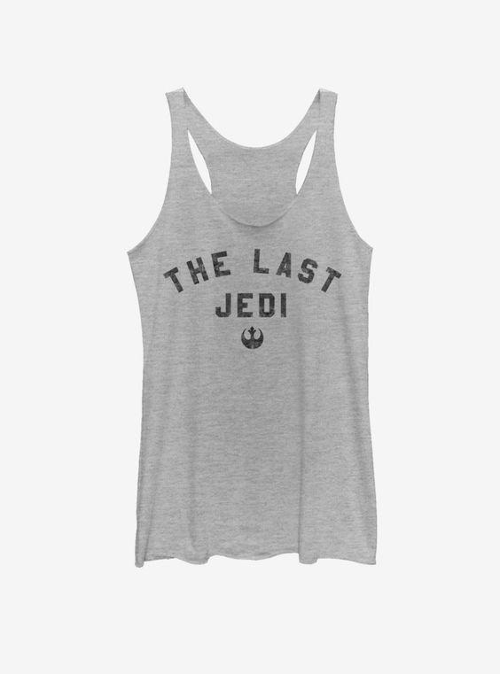 The Last Jedi Tank Top EM01