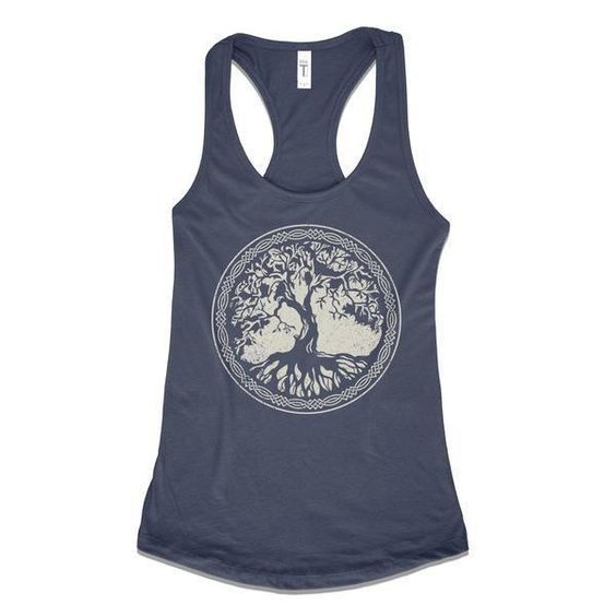 Tree of Life Tank Top VL01