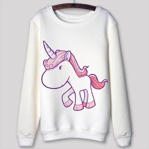 Unicorn Sweatshirt VL01