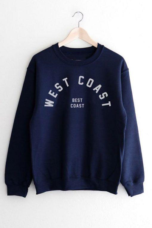 West Coast Sweatshirt VL01