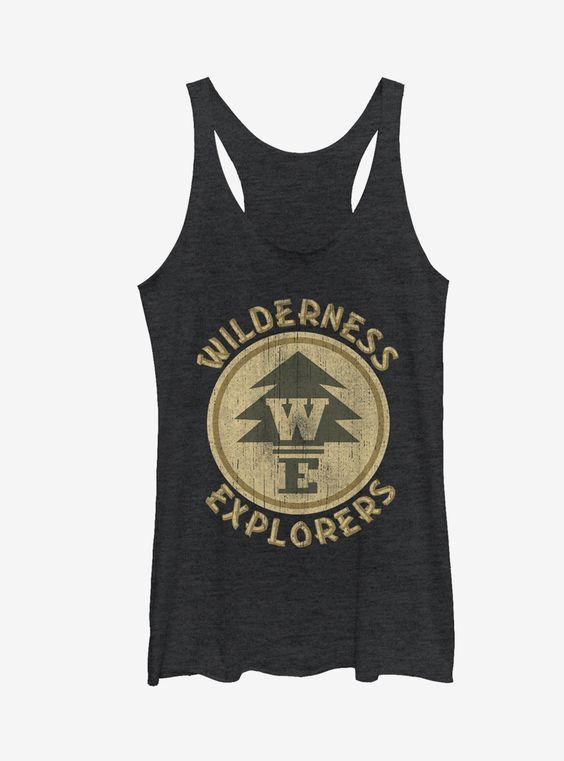 Wilderness Explorer Tank Top VL01