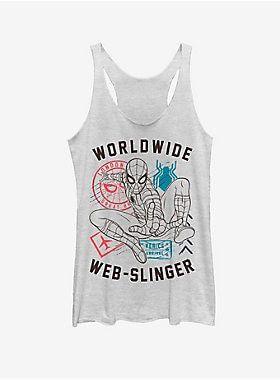 World Wide Web Slinger Tank Top VL01
