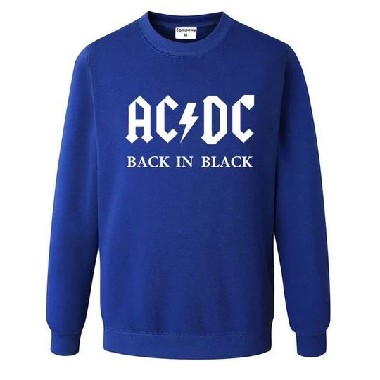 ACDC Rock Band Sweatshirt FD01