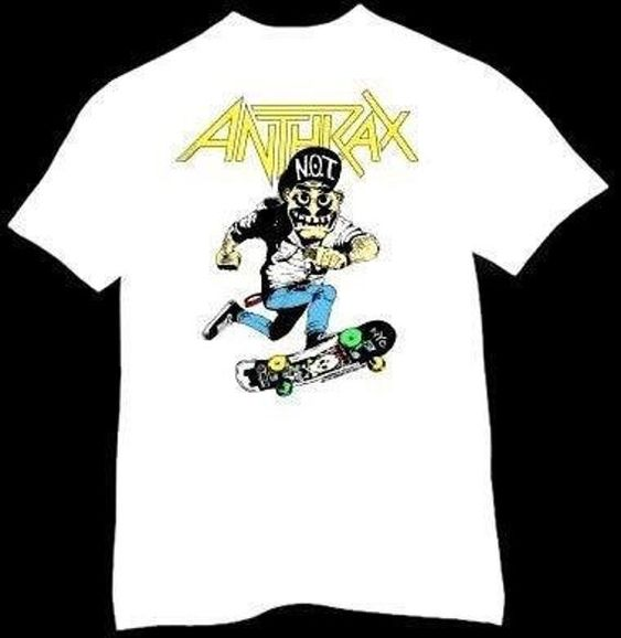 ANTHRAX T-Shirt AV01