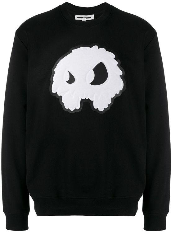 Alexander McQueen Monster Sweatshirt AZ26