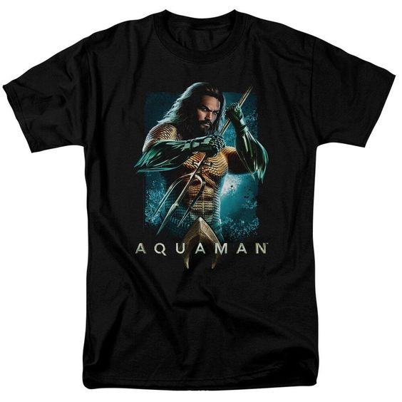 Aquaman T-shirt AI01