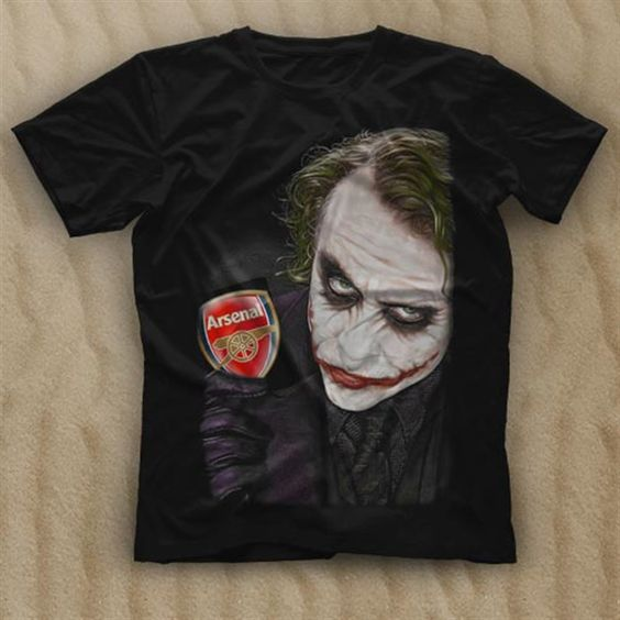 Arsenal Joker T-Shirt FD01