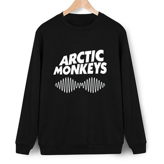 Artic Monkay Vneck Sweatshirt DV01