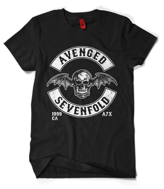 Avenged Sevenfold T-Shirt EM01
