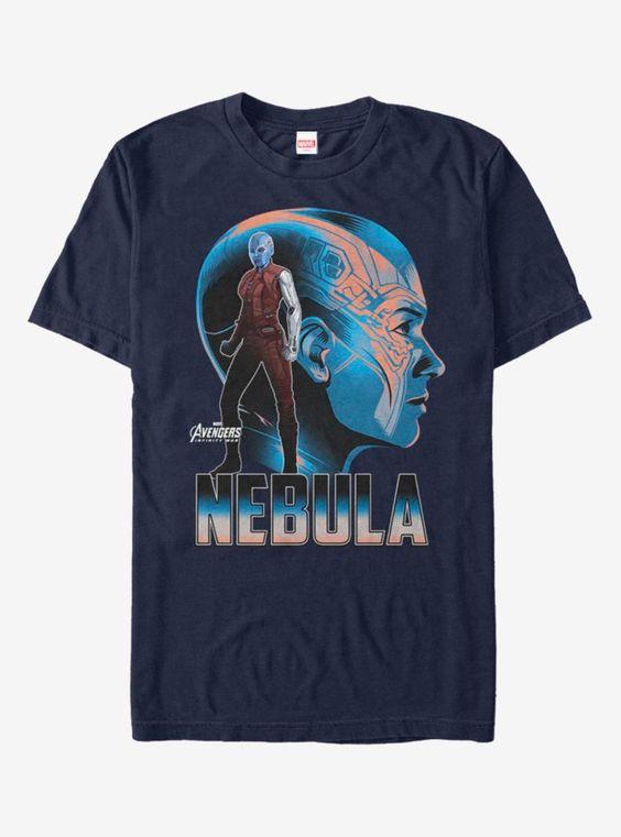 Avengers Nebula T-Shirt EM01