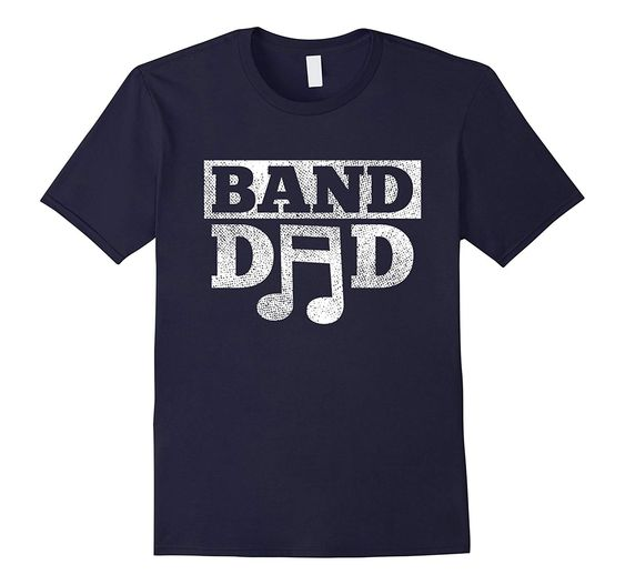 Band Dad T-Shirt EM01