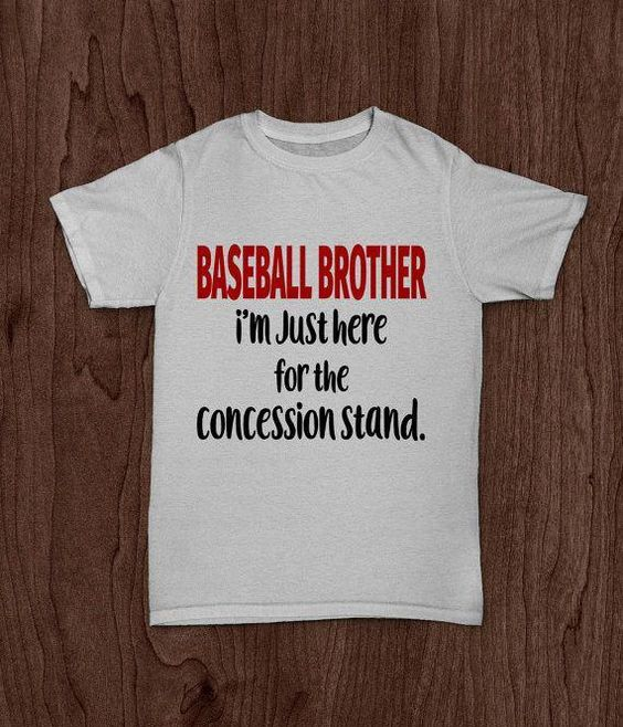 Baseball Brother T-shirt AI01