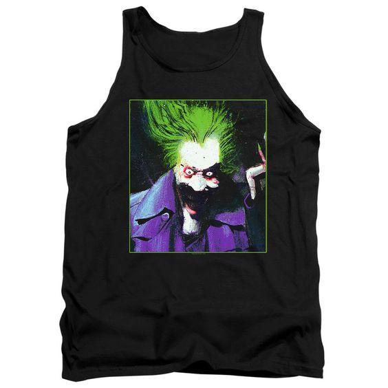 Batman Arkham Asylum Tanktop FD01