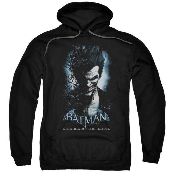 Batman Arkham Hoodie FD01