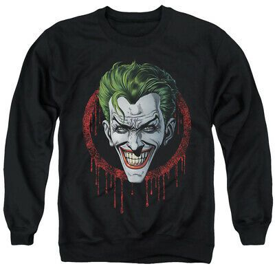 Batman Joker Drip Licensed Sweatshirt FD01