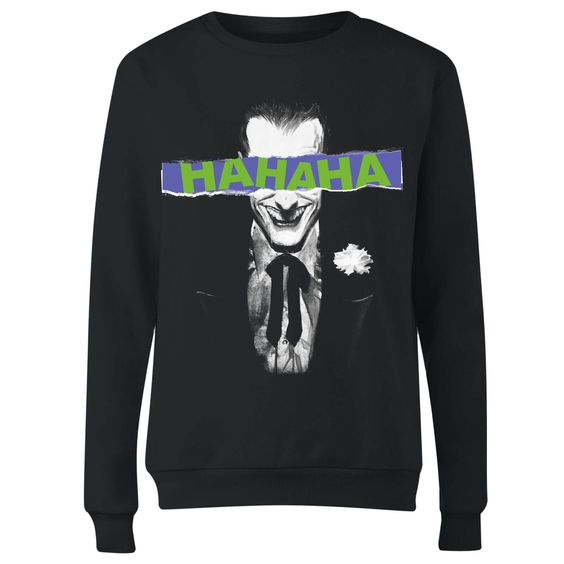 Batman Joker The Greatest Sweatshirt FD01