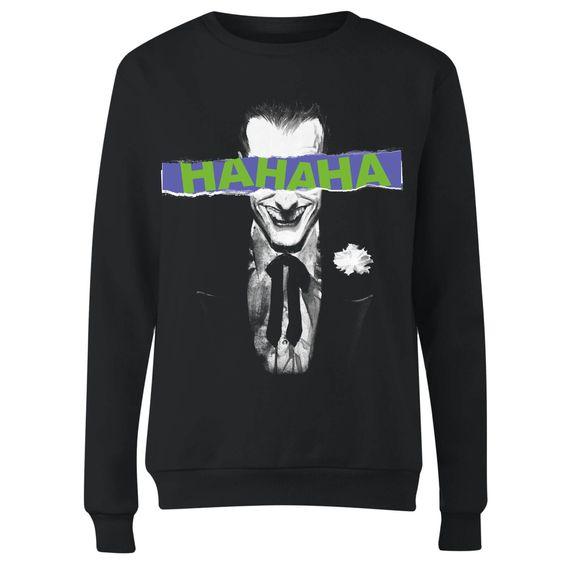 Batman Joker The Greatest Sweatshirt FD01